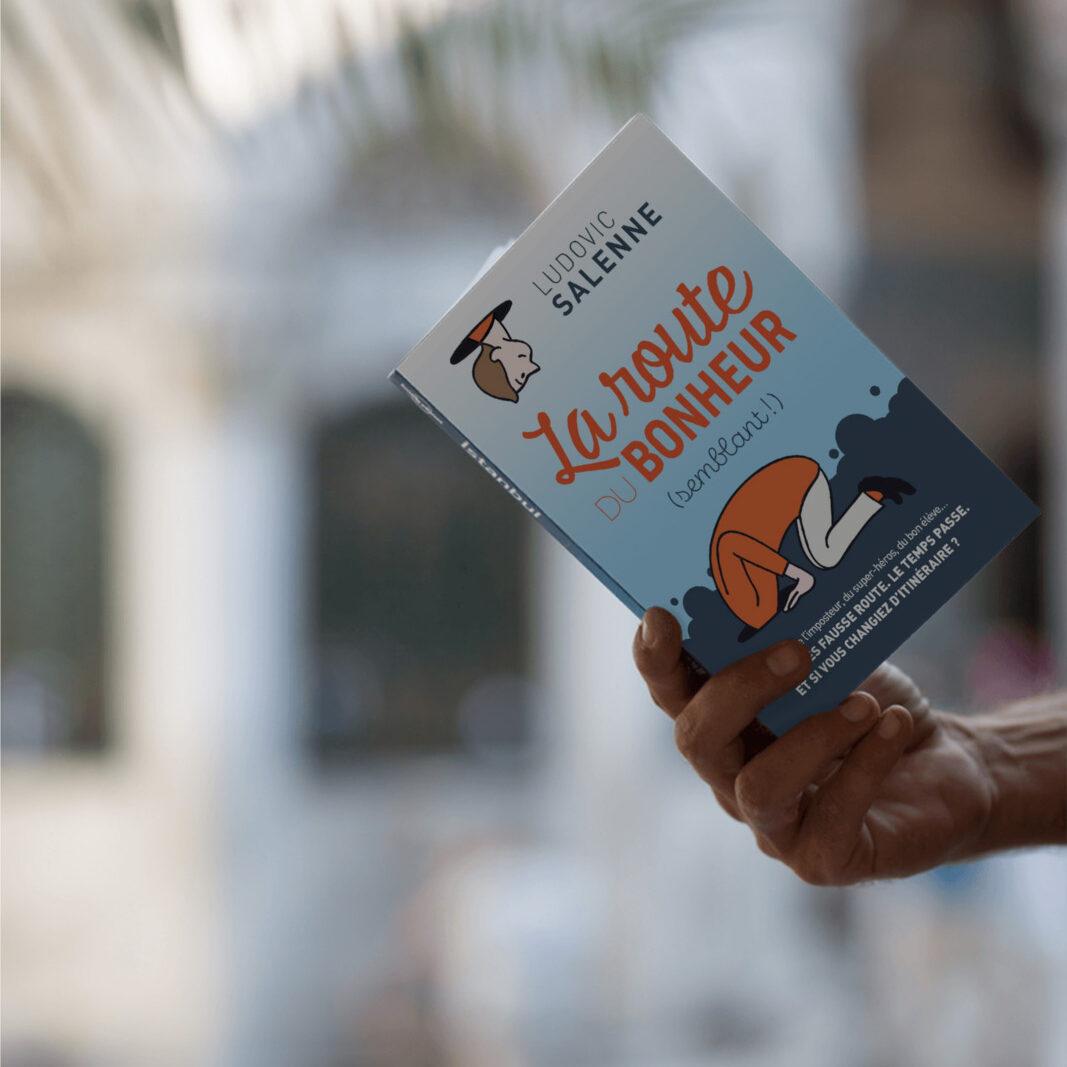 la route du bonheur semblant le livre